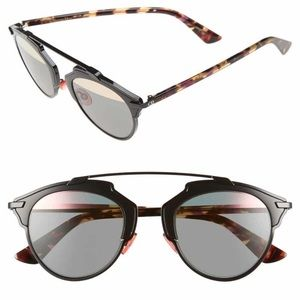 Dior So Real Havana Sunglasses